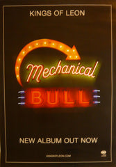 Kings of Leon - Mechanical Bull - Poster