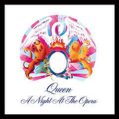 Queen - A Night At The Opera - Canvas Picture