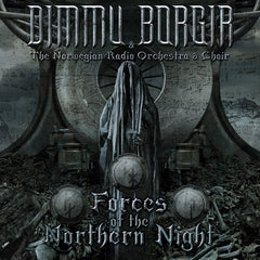 Dimmu Borgir & The Norwegian Radio Orchestra & Choir ‎– Forces Of The Northern Night