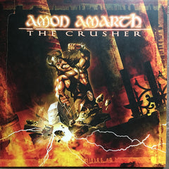 Amon Amarth ‎– Crusher