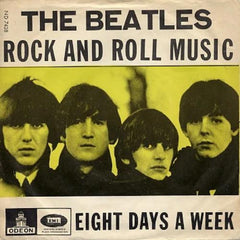 Beatles ‎– Rock And Roll Music