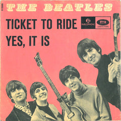 Beatles ‎– Ticket To Ride