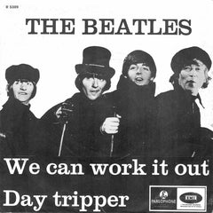 Beatles ‎– We Can Work It Out