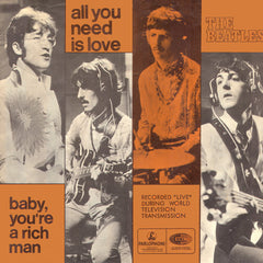 Beatles ‎– All You Need Is Love