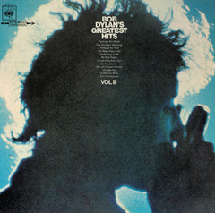 Dylan, Bob -  Bob Dylan's Greatest Hits Vol 3