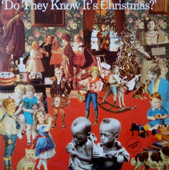 Band Aid - Do They know It's Christmas ?