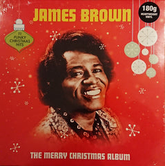 Brown, James ‎– The Merry Christmas Album