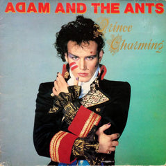 Adam And The Ants ‎– Prince Charming