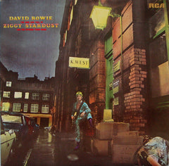 Bowie, David - The Rise And Fall Of Ziggy Stardust And The Spiders From Mars