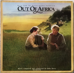Barry,  John ‎– Out Of Africa - Ost