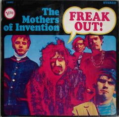 Zappa, Frank & Mothers of Invention - Freak Out!