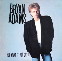 Adams, Bryan - You Want It, You Got It