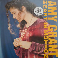 Amy Grant ‎– Heart In Motion