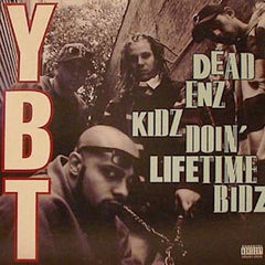 Young Black Teenagers - Dead Enz Kidz Doin' Lifetime Bidz