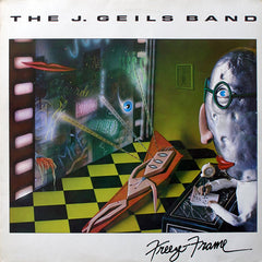 J. Geils Band ‎– Freeze-Frame