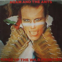 Adam And The Ants ‎– Kings Of The Wild Frontier