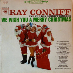 Conniff, Ray - We Wish You A Merry Christmas