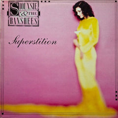 Siouxsie And The Banshees ‎– Superstition