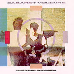Cabaret Voltaire ‎– The Covenant, The Sword And The Arm Of The Lord