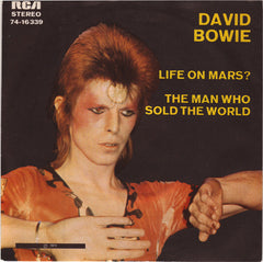 Bowie, David - Life On Mars?