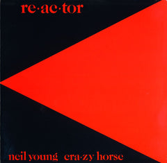 Young,  Neil & Crazy Horse ‎– Re-ac-tor