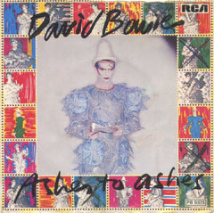 Bowie, David - Ashes To Ashes