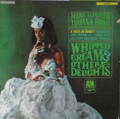 Alpert, Herb The Tijuana Brass - Whipped Cream & Other Delights