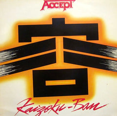 Accept - Kaizoku-Ban Live In Japan