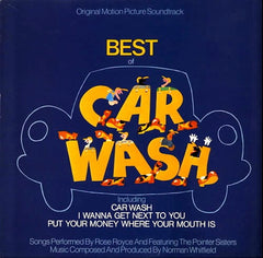 Car Wash Best Of - OST.