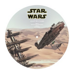 Williams, John - Star Wars: The Force Awakens (Millenium Falcon Picture Disc)