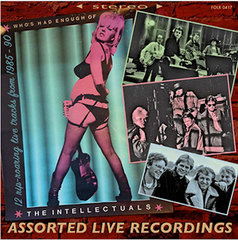 Intellectuals - Assorted Live Recordings