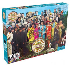 Beatles - Sgt. Pepper Jigsaw