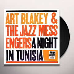 Art Blakey & The Jazz Messengers ‎– A Night In Tunisia