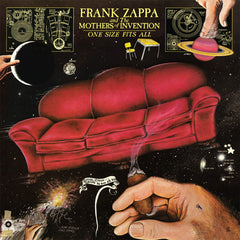 Zappa, Frank and The Mothers of Invention - One Size Fits All