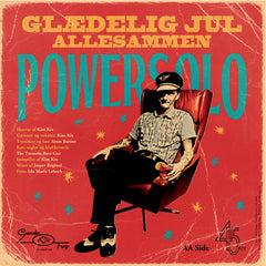 Powersolo/Courettes - Glædelig Jul Allesammen/I Can Hardly Wait