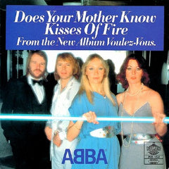ABBA - Does Your Mother Know.