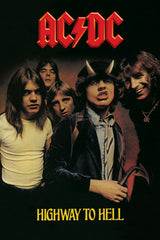 AC/DC - Highway To Hell - Poster.