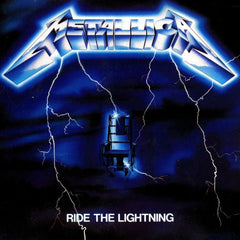 Metallica - Ride The Lightning - Canvas Picture