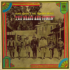 Alpert, Herb The Tijuana Brass - The Brass Are Comin'