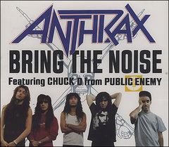 Anthrax - Bring The Noise.