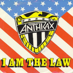 Anthrax - I Am The Law.