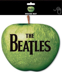 Beatles - Apple Logo Mouse Pad