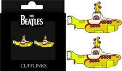 Beatles - Yellow Submarine - Cufflinks.