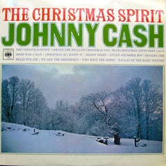 Cash, Johnny - The Christmas Spirit