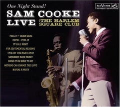Cooke, Sam - Live At The Harlem Square Club