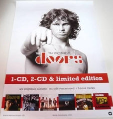 Doors - Best Of - Poster.