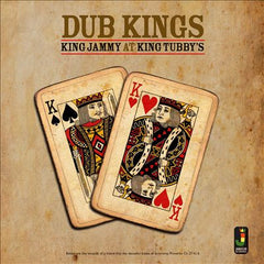 King Jammy ‎– Dub Kings (King Jammy At King Tubby's)