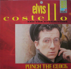 Costello, Elvis And The Attractions - Punch The Clock