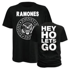 Ramones - Hey Ho Let's Go - T-Shirt.