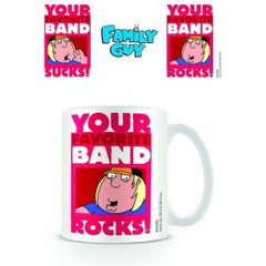 Family Guy – Band	Mug Boxed